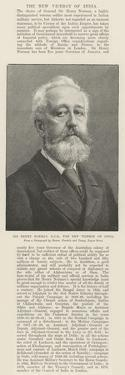 Sir Henry Norman, Gcb, the New Viceroy of India