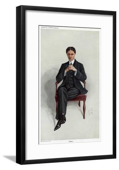 Sir Herbert Atkinson Barker--Framed Giclee Print
