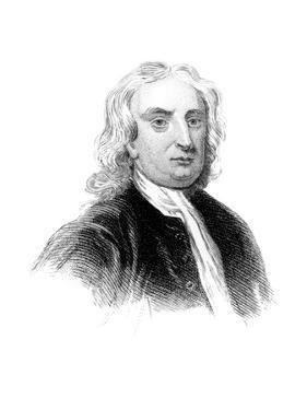 Sir Isaac Newton, English Physicist, Mathematician and Astronomer