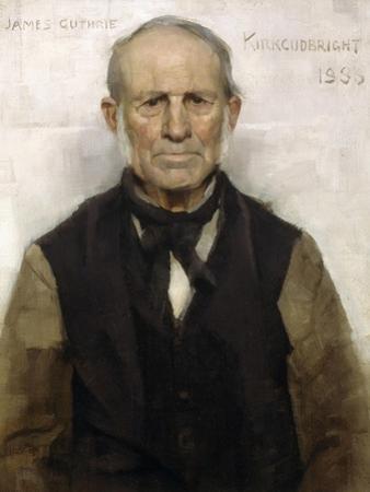 Old Willie - the Village Worthy, 1886