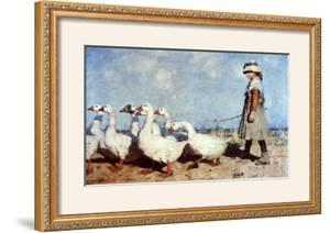 To Pastures New by Sir James Guthrie