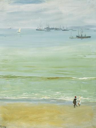 A Calm Day, Tangier Bay