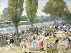 Henley, 1934 by Sir John Lavery