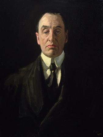 Sir Edward Carson Mp, 1916 by Sir John Lavery
