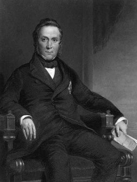 James Andrew Brown Ramsay, First Marquis of Dalhousie by Sir John W Gordon
