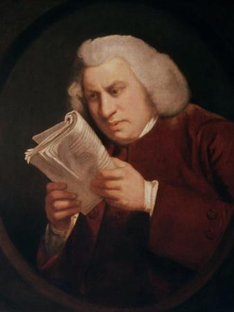 Dr. Johnson (1709-84) 1775