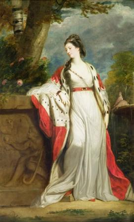 Elizabeth Gunning, Duchess of Hamilton and Duchess of Argyll, c.1760