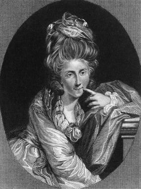 Mary Countess of Cork by Sir Joshua Reynolds