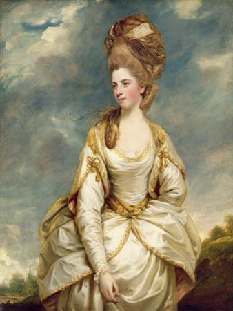 Miss Sarah Campbell, 1777-78