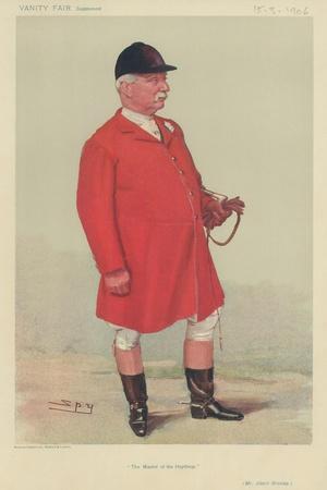 Mr Albert Brassey