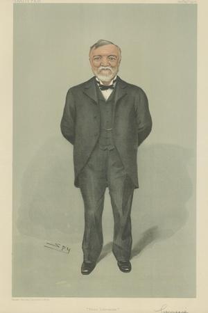 Mr Andrew Carnegie