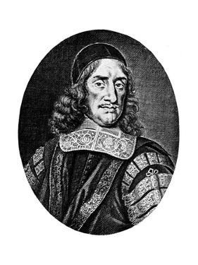 Sir Orlando Bridgeman, 17th Century by R White