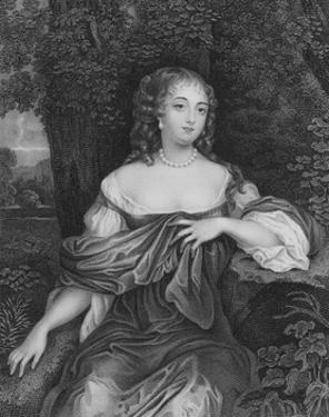 Anne, Countess of Southesk by Sir Peter Lely