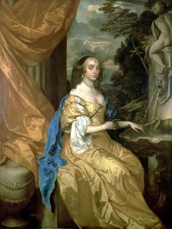 Anne Hyde, Duchess of York by Sir Peter Lely