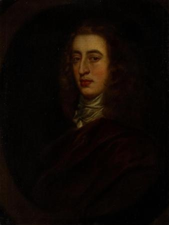 Bust Portrait of a Young Man, So-Called Samuel Pepys, C.1800 by Sir Peter Lely