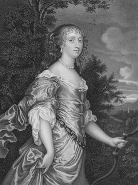 Frances, Duchess of Richmond by Sir Peter Lely
