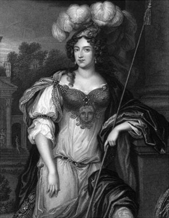 Frances Richmond Minerva by Sir Peter Lely
