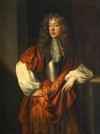 John Wilmot, 2nd Earl of Rochester by Sir Peter Lely