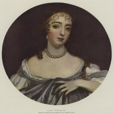 Lady Whitmore by Sir Peter Lely