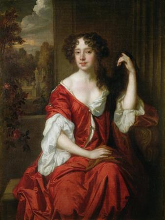 Louise De Kerouaille (1649-1734) Duchess of Portsmouth and Aubigny by Sir Peter Lely