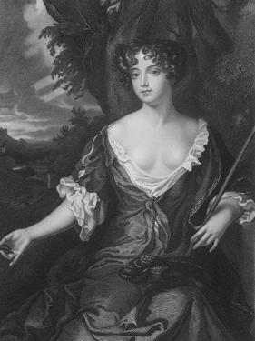 Louise De Querouaille, Duchess of Portsmouth by Sir Peter Lely