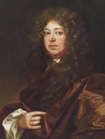 Portrait of a Gentleman in a Brown Robe by Sir Peter Lely