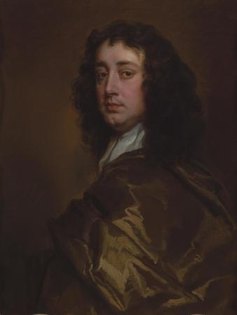 Portrait of a Gentleman, Thought to Be William Brouncker, 2nd Viscount Brouncker, 1660S by Sir Peter Lely
