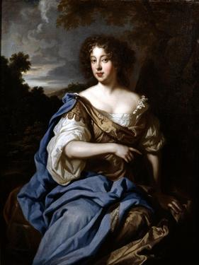 Portrait of a Lady Called Nell Gwynn, C.1670 by Sir Peter Lely