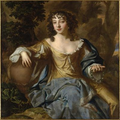 Portrait of a Lady by Sir Peter Lely