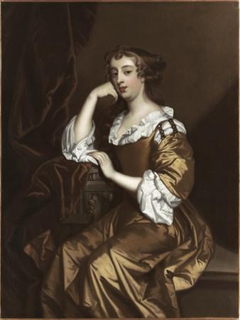 Portrait of Elizabeth Wriothesley, C.1668 by Sir Peter Lely