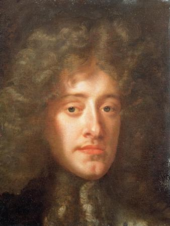 Portrait of King James II (1633-1701) When Duke of York, C.1670s by Sir Peter Lely