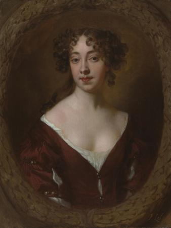 Portrait of Mary Farrington (Née Smith), C.1675 by Sir Peter Lely