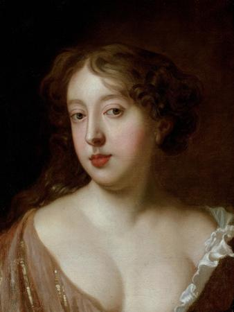 Portrait of Mary 'Moll' Davies (Fl.1663-69) by Sir Peter Lely