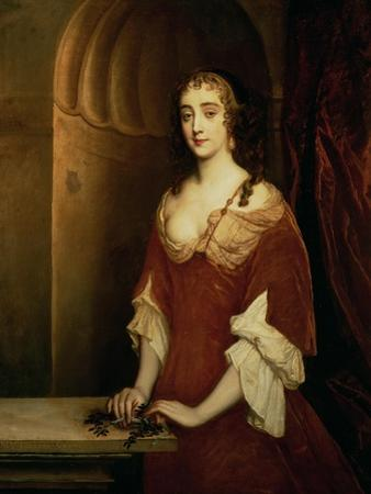 Probable Portrait of Nell Gwynne, Mistress of King Charles II by Sir Peter Lely