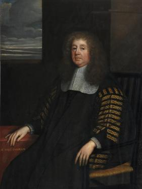 Sir Thomas Ingram, Chancellor of the Duchy of Lancaster by Sir Peter Lely