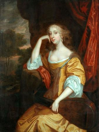 The Countess of Dorchester by Sir Peter Lely