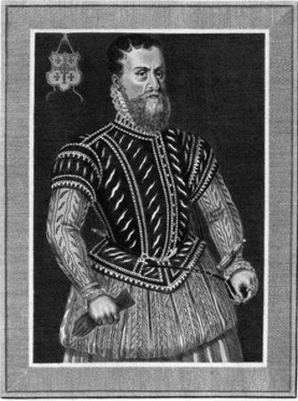 Sir Richard Clough by M Griffith