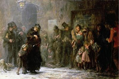 Applicants for Admission to a Casual Ward, 1874