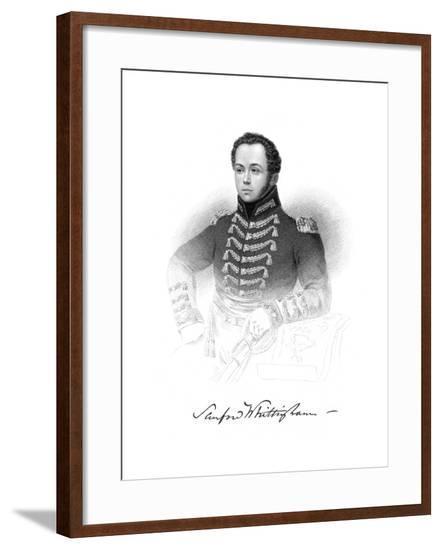Sir Samuel Whittingham--Framed Giclee Print