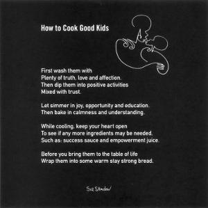 How to Cook Good Kids by Sir Shadow