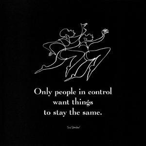 Only People in Control by Sir Shadow