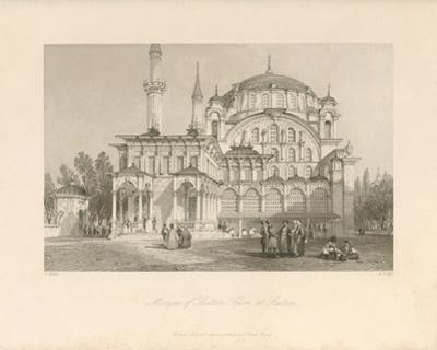 Mosque of Sultan Selim at Scutari