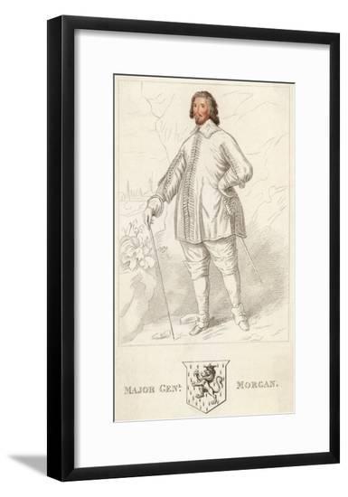 Sir Thomas Morgan--Framed Giclee Print