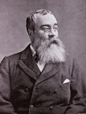 Sir Walter Besant, in Later Life