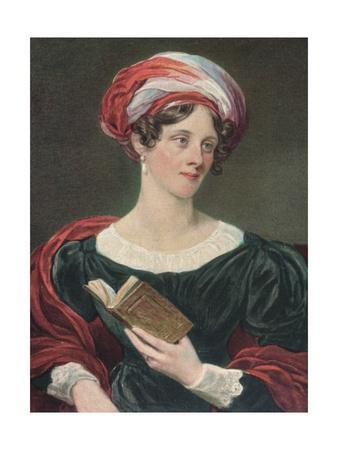 Miniature Portrait of Eliza Katherine Crawley, by Sir William Charles Ross, 19th century, (1903)