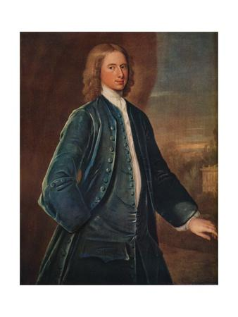 James Neale of Corsham, 1726, (1924)