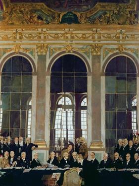 Versaillesin Rauha