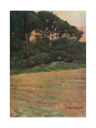 'A Study', c1900 (1903-1904)