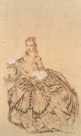 Madame du Barry in Banishment