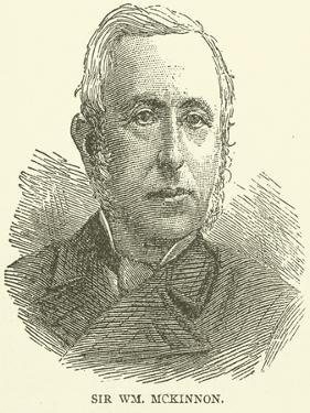 Sir Wm Mckinnon